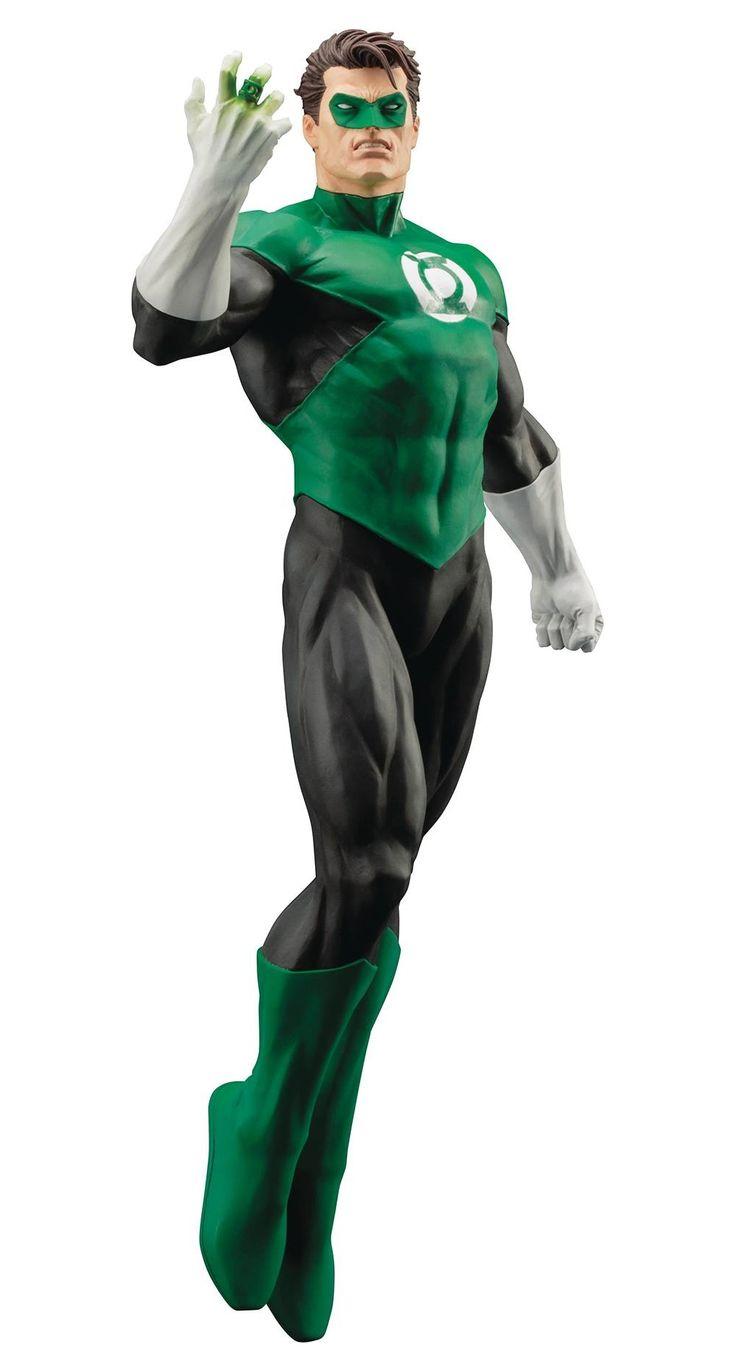 DC Universe  Series Green Lantern Statue