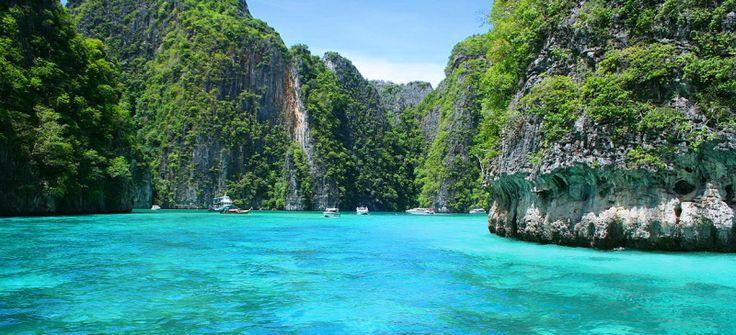 Остров Пхи-Пхи-Дон, Тайланд