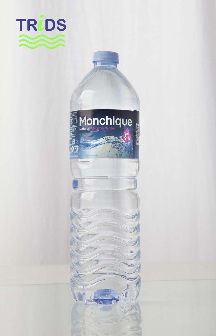 Botella agua Monchique de 1.5 litros