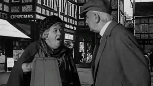 Murder Most Foul (1964)(Margaret Rutherford)  part 1