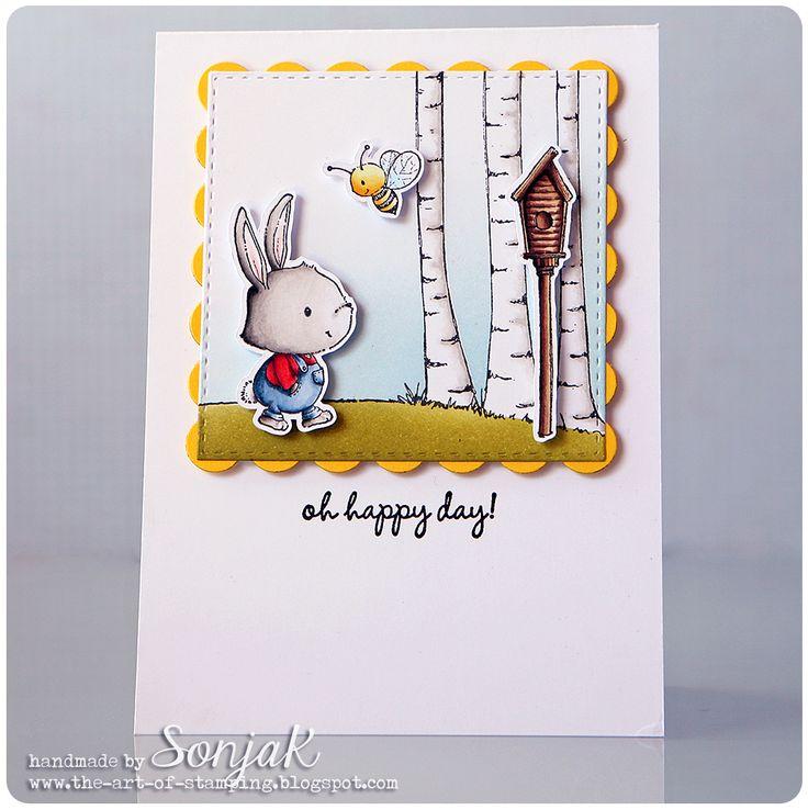 purpleoniondesigns - Stacey Yacula Studio - Winston (Garden Rabbit Walking), $5.00 (http://stores.purpleoniondesigns.com/stacey-yacula-studio-winston-garden-rabbit-walking/)