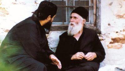 Πνευματικοί Λόγοι: Το «πάθημα» του Γέροντα Παΐσιου στην Ι.Μ. Εσφιγμέν...