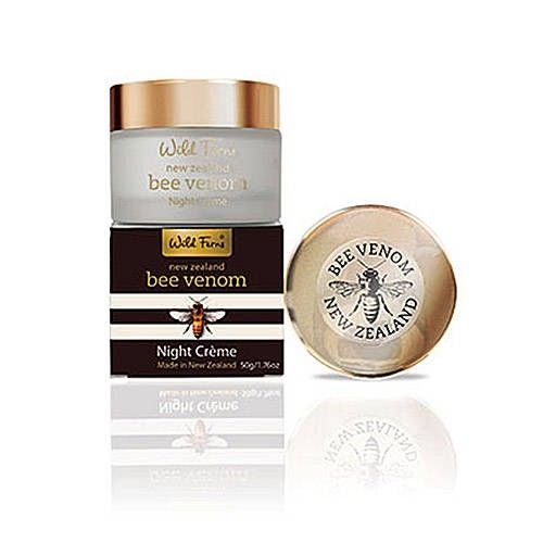 The latest Buzz in the Beauty World~the Royal Bee Venom is now at www.saintpure.com.