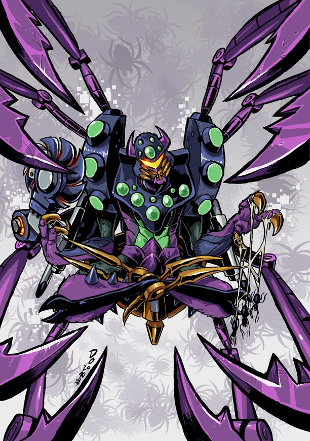Silverbolt from Transformers Beast Machines. After the events of the Beast Wars the Maximals where split up over the conquered Cybertron and some didn't fare very well. Silverbolt was brainwashed b...