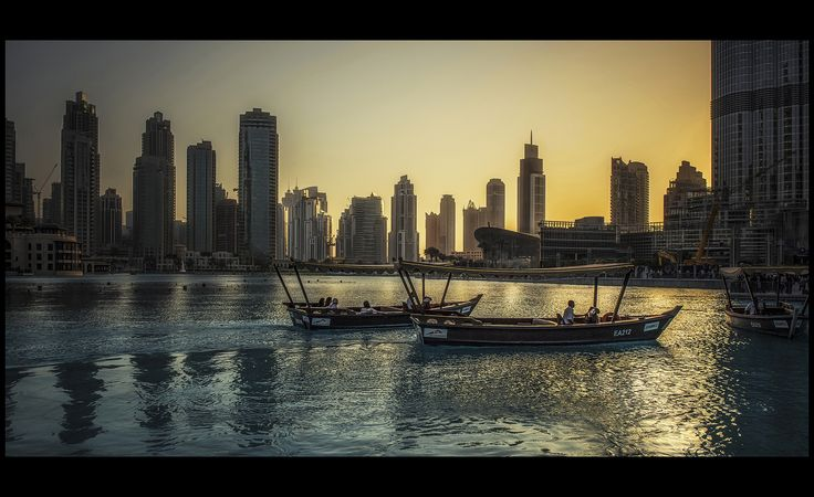 early evening - Dubai,UAE