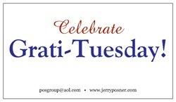 Grati-Tuesday!