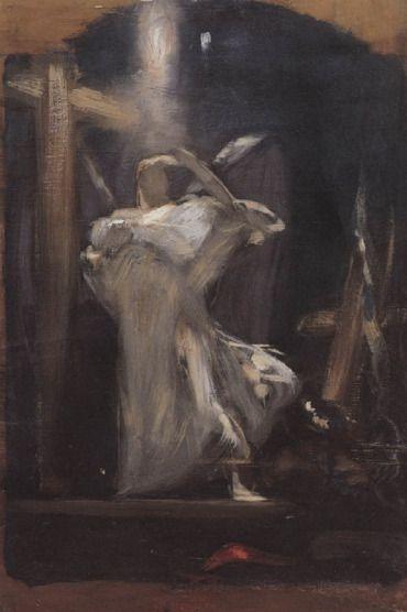 .:. Γύζης Νικόλαος – Gyzis Nikolaos [1842-1901] Αρχάγγελος 7