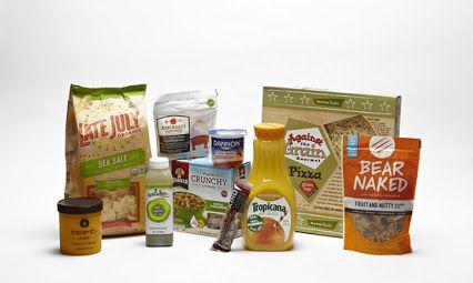 See-through packaging boosts food sales.