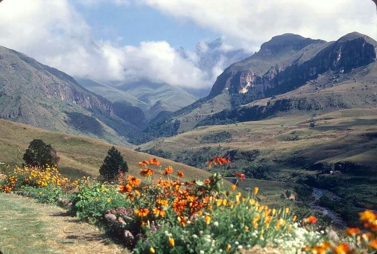 Drakensberg mountains...a slice of heaven on earth.
