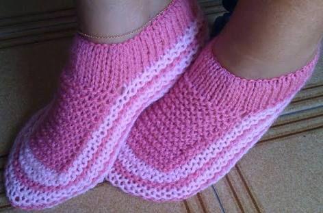 Resultado de imagem para botinhas de trico receitas