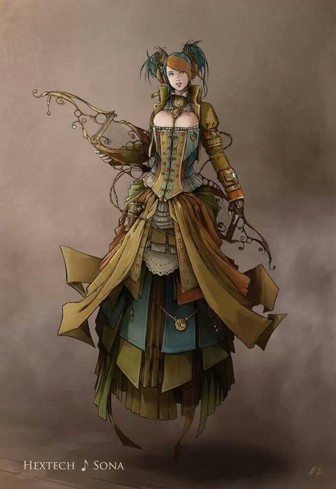 124 best images about steampunk character designs on for Easy steampunk ideas