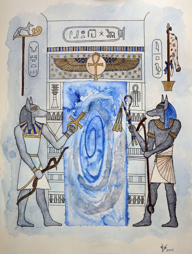 The myths zulu and egyptian edit
