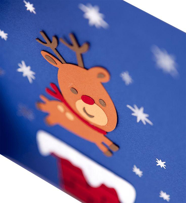 Creative art Designs | Christmas Card - #handmade #christmas