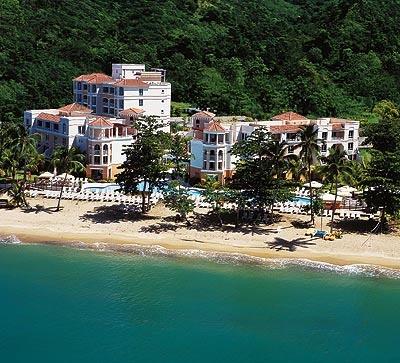 Rincon, Puerto Rico  Rincon Beach Resort