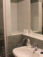 Fürdőszoba a # panzióban / Standard bathroom in our #guesthouse