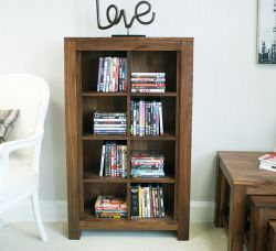 Our furniture suited too many house types and rooms by presenting wonderful and eye catchy styles. Read more at http://solidwoodfurniture.co/product-details-pine-furnitures-3001--mayan-open-dvd-cd-storage-cabinet.html