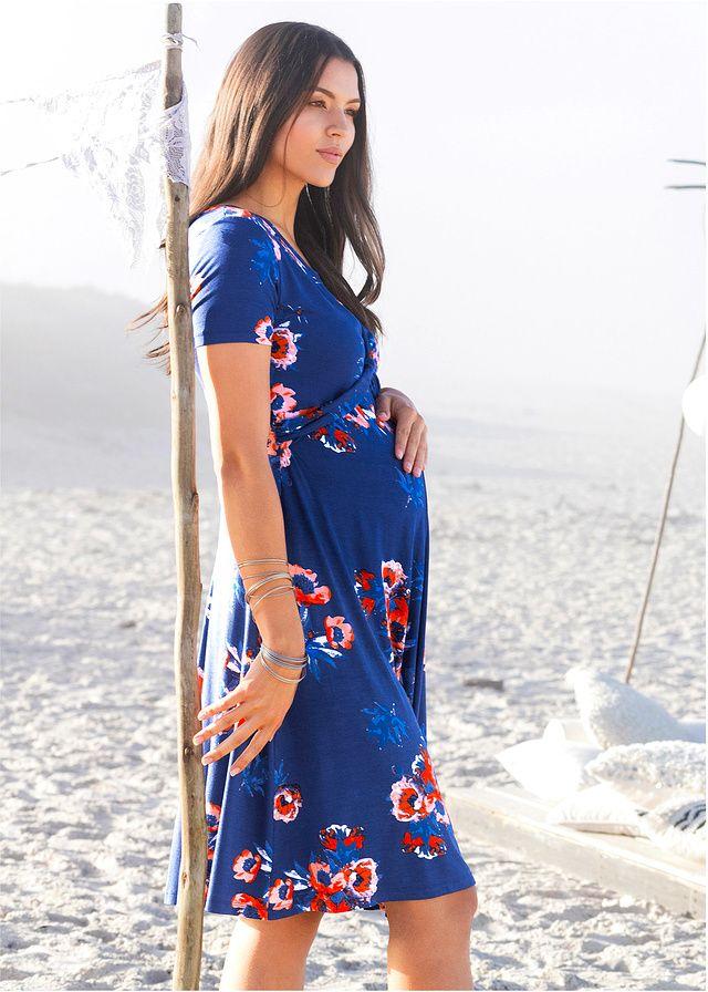Tehotenské šaty / kojenecké šaty Tieto • 29.99 € • bonprix