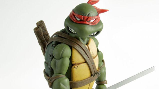 Mondo is Making Incredible, Comics-Accurate Ninja TurtlesFigures