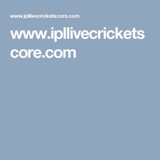 www.ipllivecricketscore.com