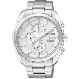 Citizen Titanium Chronograph CA0021-53A: Star Jewels