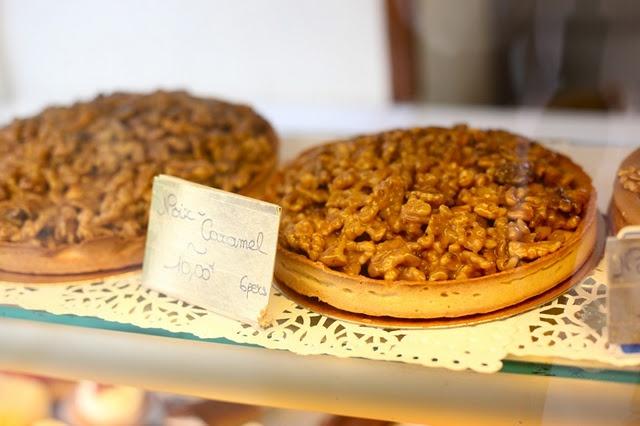 walnut caramel tart | Food and drink | Pinterest