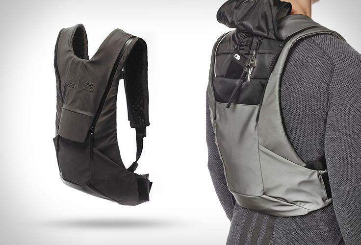 Y-3 Sport Backpack #backpackerlife