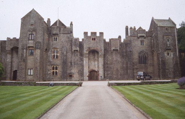 Compton Castle, Paignton, Devon