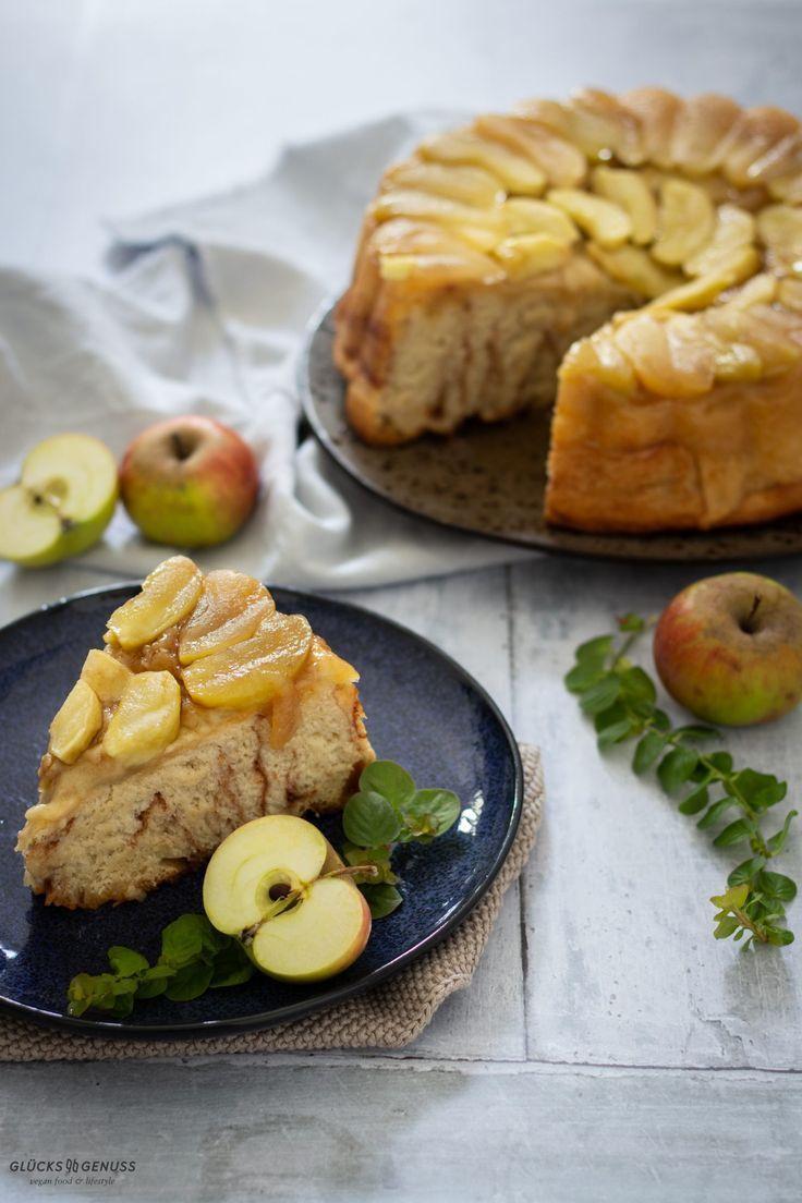 Gesturzter Apfel Zimtschnecken Kuchen Rezept Mit Bildern Zimtschnecken Kuchen Zimtschnecken Genuss