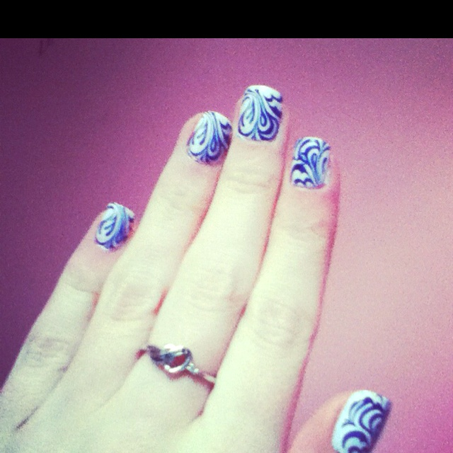 105 best Konad images on Pinterest   Belle nails, Cute nails and Make up