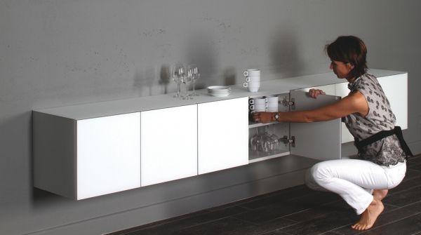 De perfecte dressoir voor een moderne woning.