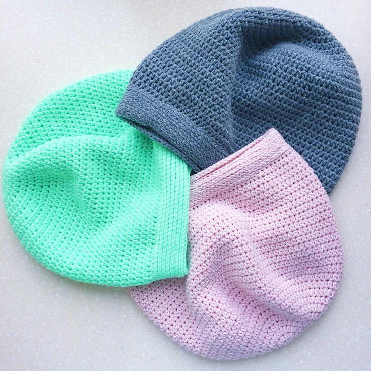 #крючком #шапка #шапкакрючком #хобби #весна #вязание #вязаниекрючком #ручнаяработа #рукоделие #handmade crochet #crochethat #crocheting #vsco #vscocam