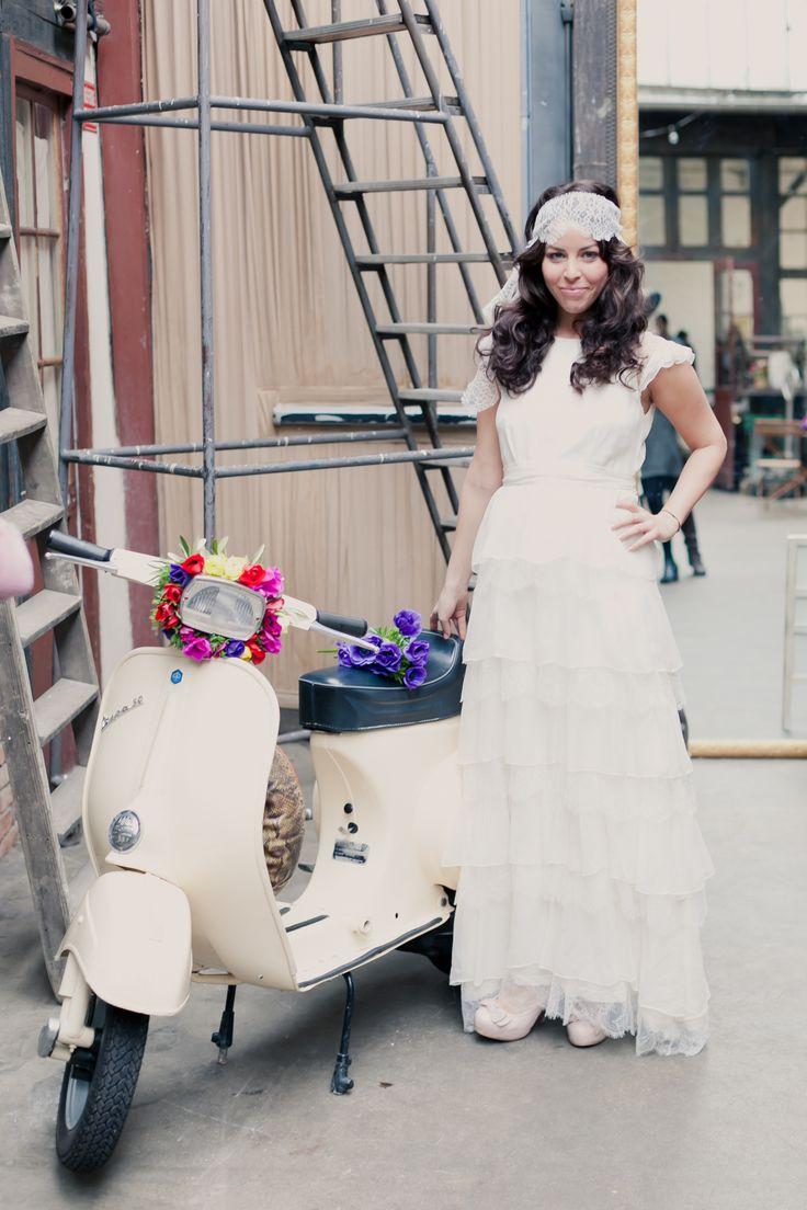 ©Mademoiselle Fiona - Love etc - Une nouvelle façon de penser le salon du mariage - Paris - 2012
