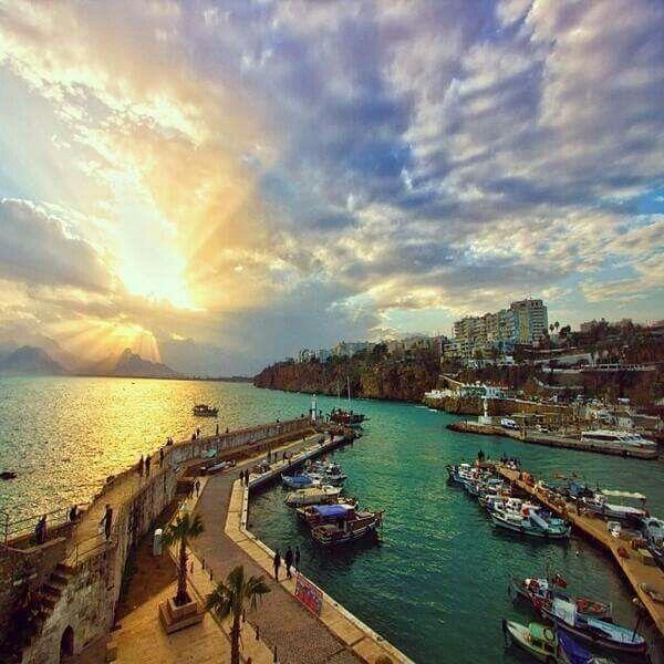 Antalya Yat Limanı