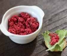 Honey Poppy Seed Beetroot Dip by Emma V
