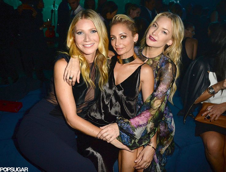 Celebrity Gossip, Entertainment News & Celebrity News | Kate Hudson, Nicole Richie, and Gwyneth Paltrow Have the Ultimate Girls' Night Out | POPSUGAR Celebrity