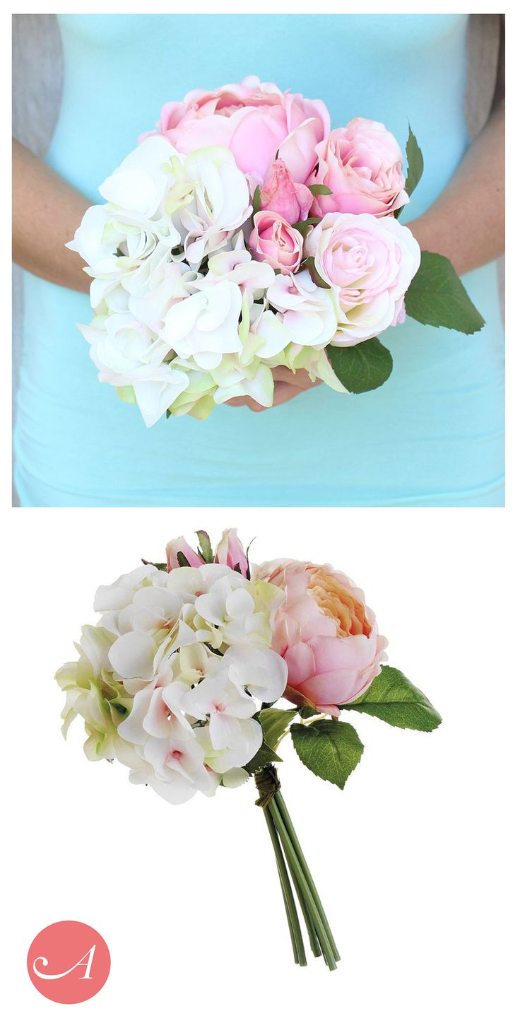 188 best spring into pastels images on pinterest silk flowers your source for beautiful inexpensive artificial wedding bouquets online shop afloral for silk weddings flowers the allergen free hassle free and dhlflorist Gallery