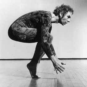 merce cunningham | Dança Moderna - Merce Cunningham