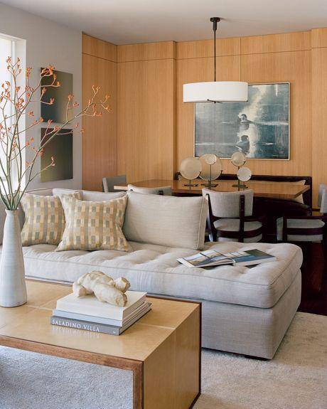 Cream Sofa Design Nob Hill, San Francisco
