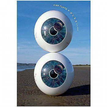 PINK FLOYD-PULSE - DVD DUPLO
