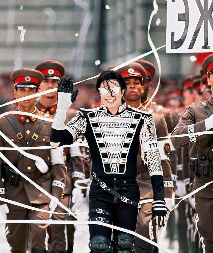 Michael Jackson: King Of Style Making HIStory Album.