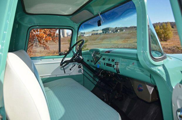 1959 Chevrolet Apache Napco Powr Pak 4x4 In 2020 Chevrolet Apache Chevrolet Apache