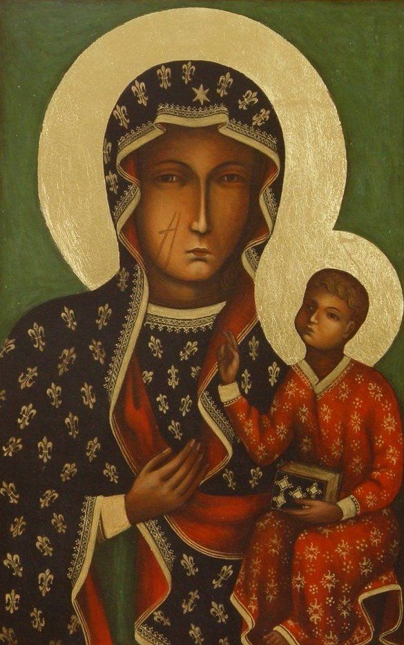 Mother Mary of Czestochowa