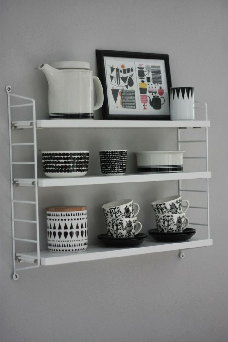 Sofie´s Home Blog String pocket Artek Arabia Iittala