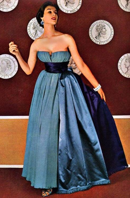 50s Fashion Evening Dresses – fashion dresses