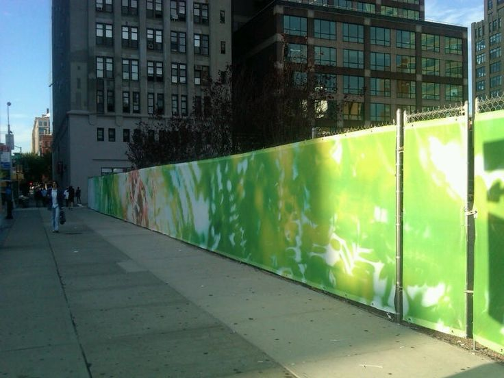 64 Best Construction Fence Art Images On Pinterest Fence