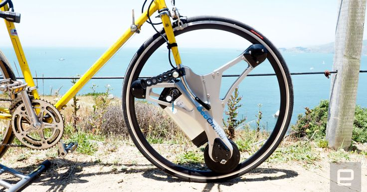Cher roue de vélo électrique vous met au travail sans sueur