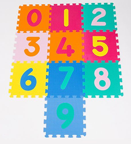 piece mats play fixed children toxic non exercise mat puzzle