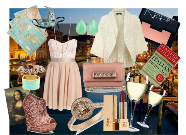 """""""What Happens In Rome, Stays In Rome"""" by kiersttt on Polyvore"""