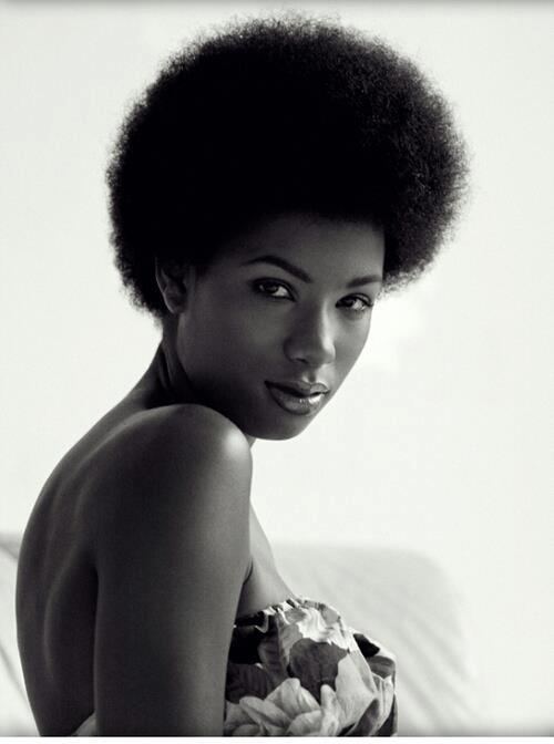 how to grow natural black hair without chemicals