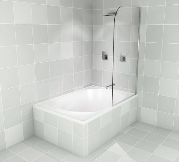 Decina shower screen - For more information on this product visit www.rdd.com.au